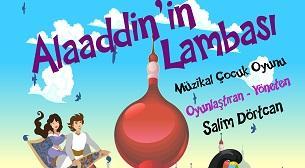 Alaaddin'in Lambası - Tiyatro Mie