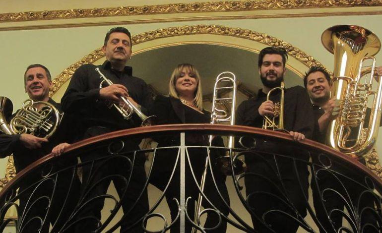 Camerata Istanbul Brass Ensemble