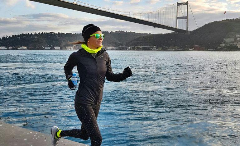 Ece Vahapoğlu Runatolia'da Nestlé Pure Life İçin Koşacak