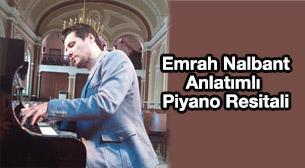 Emrah Nalbant - Anlatımlı Piyano