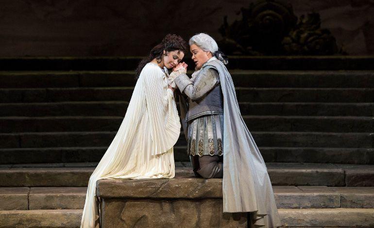 Mozart'ın ilk Büyük Operası Idomeneo İstanbul'da!