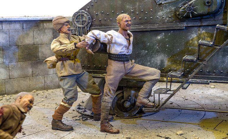 Seyit Onbaşı Dioraması AKS'de Ziyaretçilerle Buluşuyor