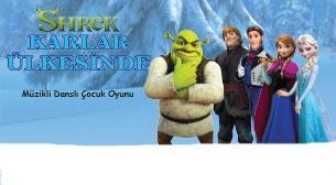 Shrek Karlar Ülkesinde