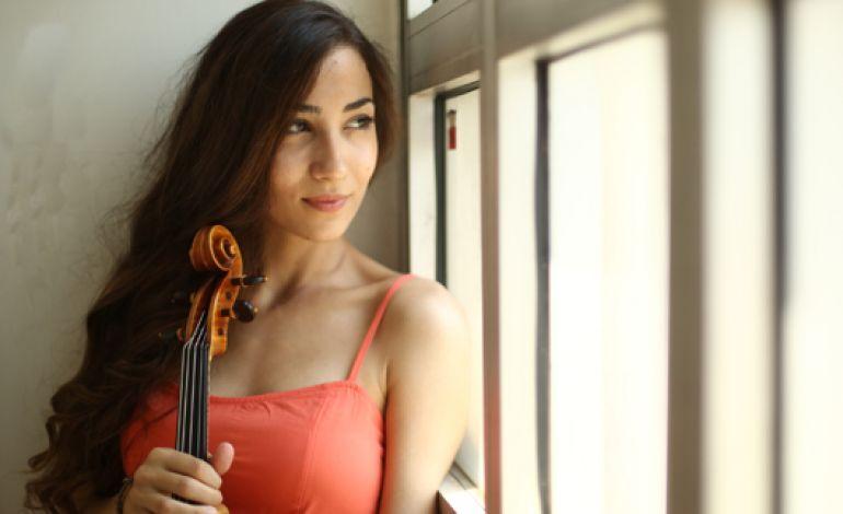 45. İstanbul Müzik Festivali'nin 'Genç Solisti': İris İçellioğlu