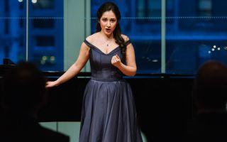 Türk Soprano New York Carnegie Hall'da Türkiye'yi Gururlandırdı!