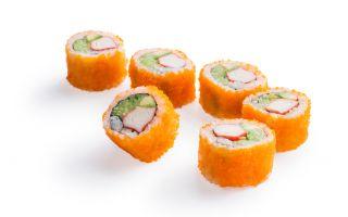 Yiyebildiğiniz Kadar Sushi Dardenia'da