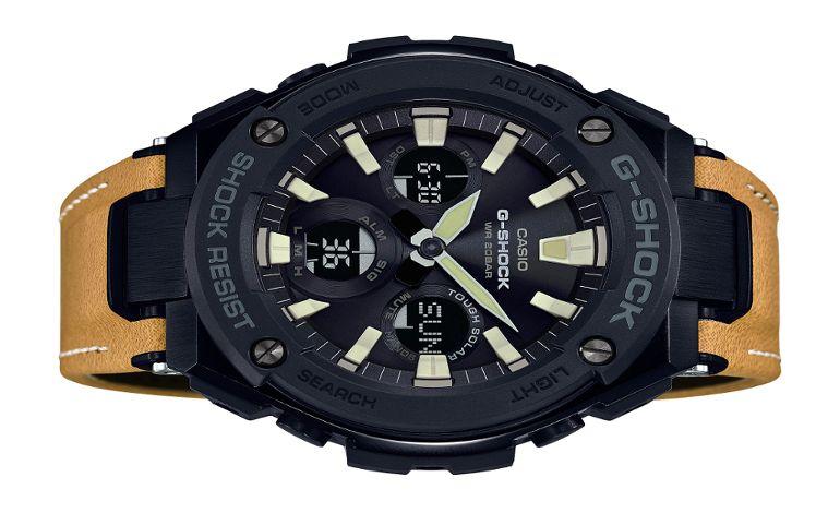 Estetik ve Esneklİğİn Buluştuğu Nokta: G-Shock G-Steel
