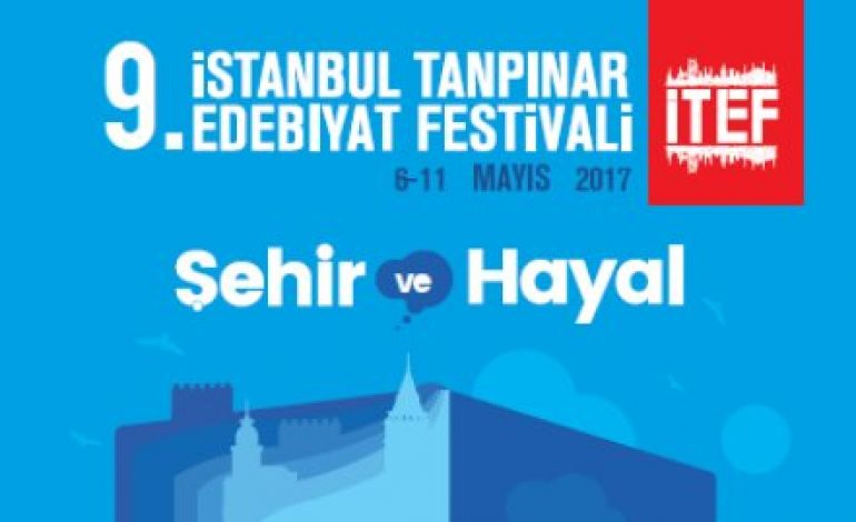 9. İTEF - İstanbul Tanpınar Edebiyat Festivali