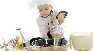 Küçük Şefler Mutfakta