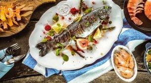 Mehmet Başkaya ile Balık Lezzetleri
