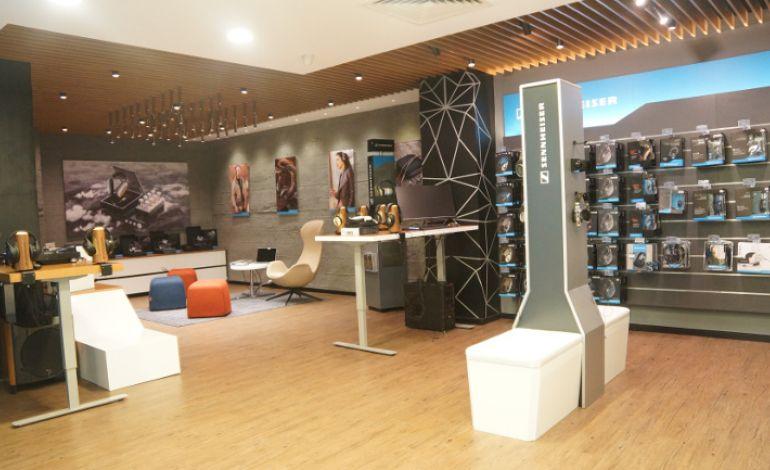 Sennheiser Deneyim Merkezi, Kulaklıkla İlgili Her Beklentiye Yanıt Veriyor