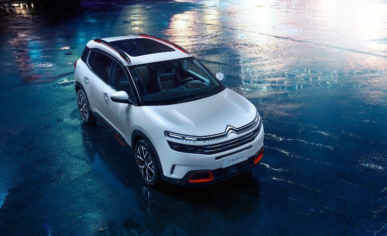 Citroën, Yeni Nesil SUV Modeli