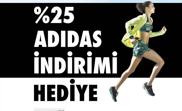 Nestlé Nesfit ve Adidas'tan Değişime Davet Eden Kampanya