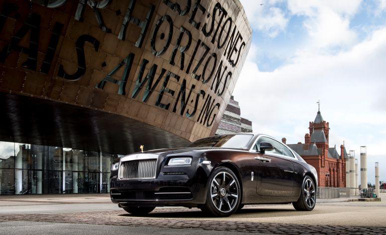Rolls-Royce Bespoke Wraith Modelleri Serisi İçin İngiliz Müziği Efsaneleri ile İş Birliği Yapıyor