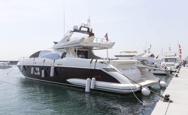 CNR Avrasya Boat Show Denizde Fuarı