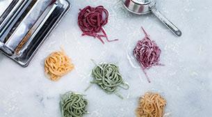 İtalyan Mutfağı'ndan Taze Makarna