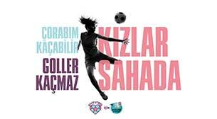 Kızlar Sahada