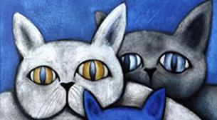 Masterpiece - Üç Kedi