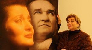 Mustafa Kemal'le Bin Gün - Latife