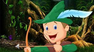 Robin Hood ve Gizemli Orman