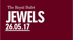 Royal Opera House Gösterimi: Jewels