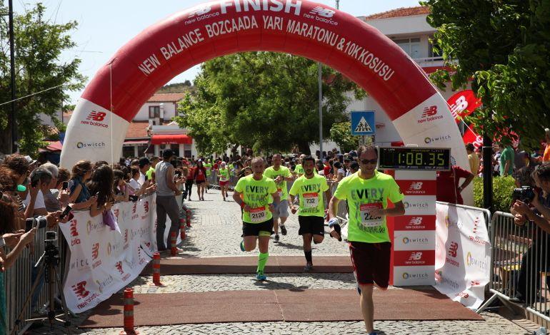 New Balance Bozcaada Yarı Maratonu ve 10K Koşusu