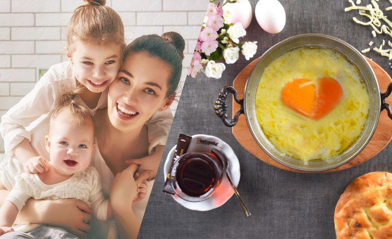 Anneler Günü'nde Rolleri Değiştiren Pazar Kahvaltısı Nelipide Gurme'den