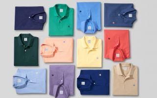 Babanıza Ayrıcalığını Brooks Brothers Polo Pike T-Shirtler ile Hissettirin