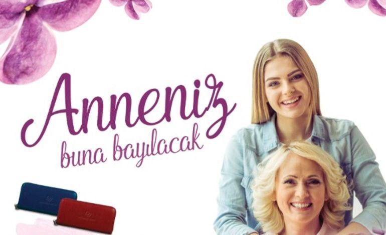 Hammer Jack'ten Anneler Gününe Özel Cüzdan Hedİye!