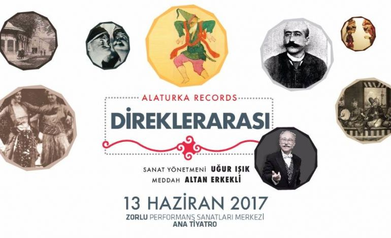 Alaturka Records-Direklerarası