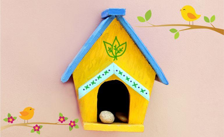 Çocuklar Trumpland'de Kuş Evi Tasarlayacak Tiyatro İzleyecekler