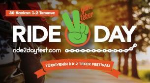 Ride2day Festival - 1.Gün
