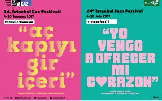 24. İstanbul Caz Festivali Başlıyor