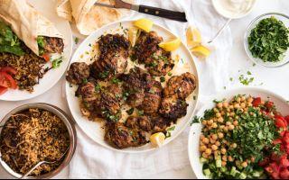 Orta Doğu Mutfağının En Sevilen Lezzetleri Marriott Şişli'de