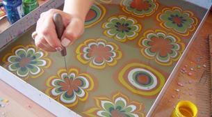 Aile Atölyesi - Ebru Sanatı