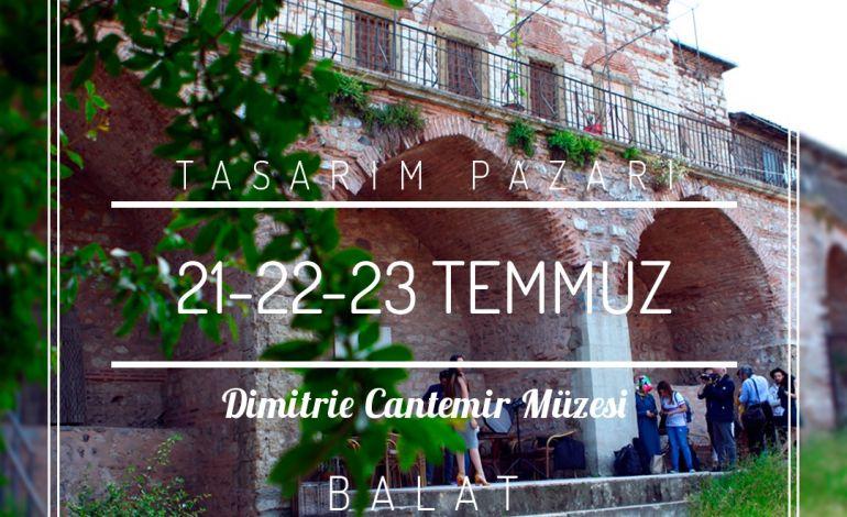 Bohem Sokaklarda Alternatif Alışveriş: Balat Bazaar!