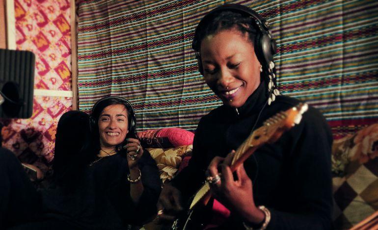 Fatoumata Diawara & Hindi Zahra