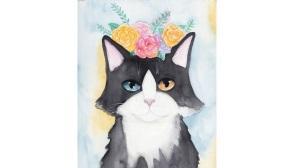 Fırça Sende Kedi