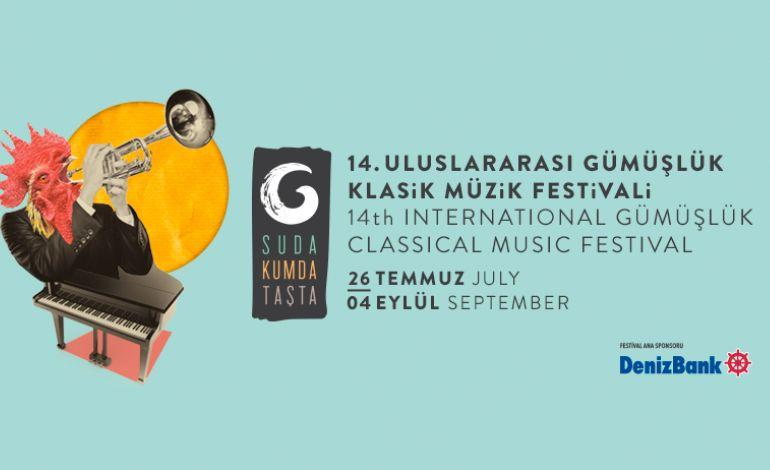 Gümüşlük Festival Akademisi Keman K
