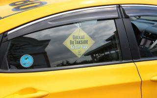 Ataşehir'in Taksileri Kütüphaneye Dönüştü Bu Takside Kitap Var!