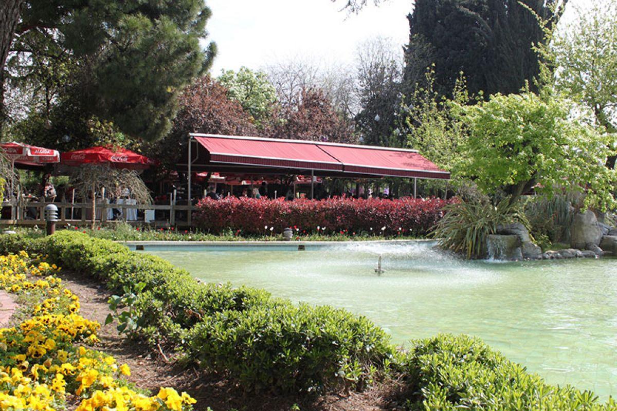 Kadıköy Belediyesi Selamiçeşme Özgürlük Parkı Amfi Tiya