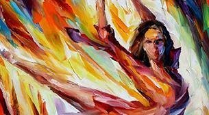 Masterpiece - Renklerle Dans