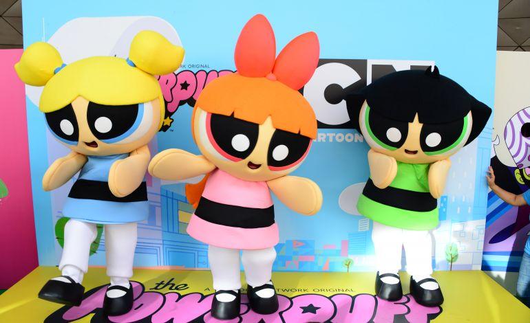 Powerpuff Girls Yeniden Kanyon'da!