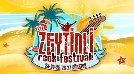 Zeytinli Rock Fest - Perşembe