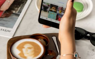 Selfie Çılgınlığı Şimdi Latte'lerde!