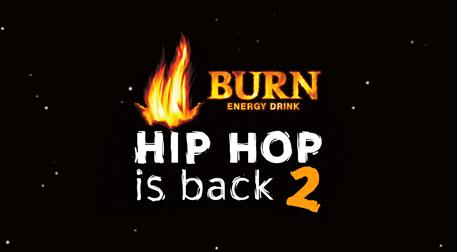 Burn Hip Hop is Back 2