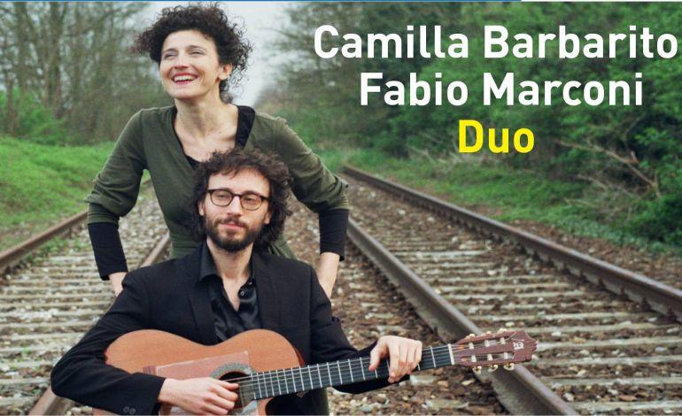 Camilla Barbarito & Fabio Marconi