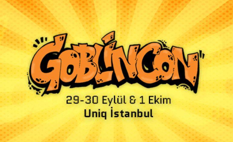 GoblinCon - Cumartesi, Pazar