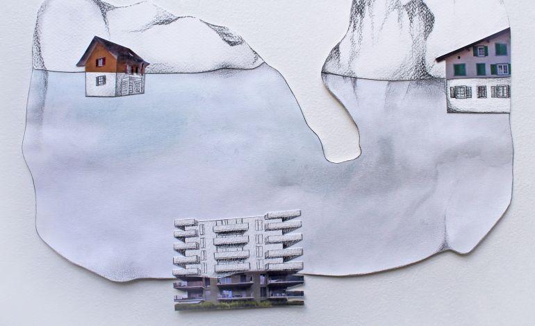 Hale Güngör Oppenheimer - Subaquatic