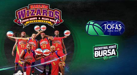 Harlem Wizards ile Sezon Açılışı